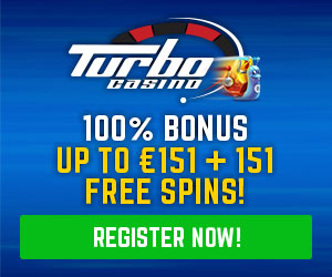 Turbo Casino bonus